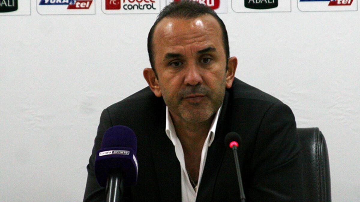 Mehmet Özdilek: Bir pozisyon ile gol yedik