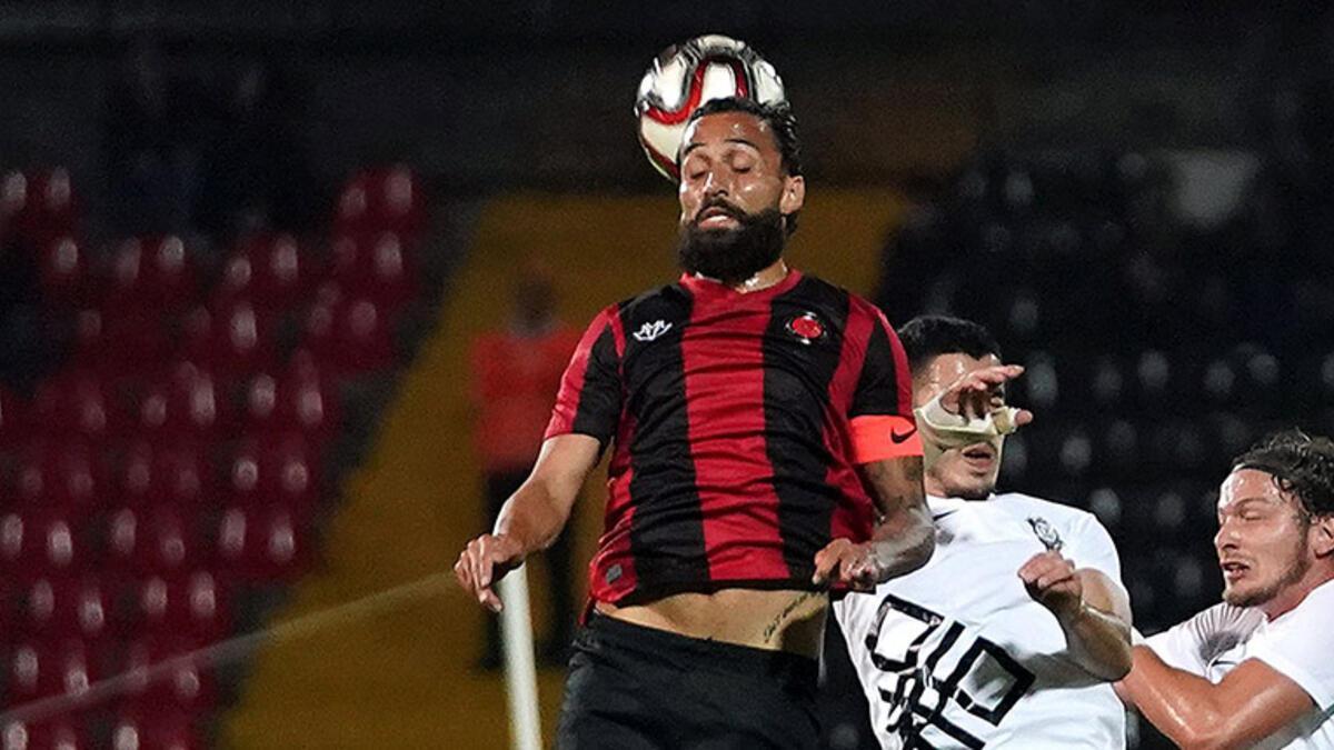Teknik direktör Erkan Zengin'in golleriyle galibiyet geldi