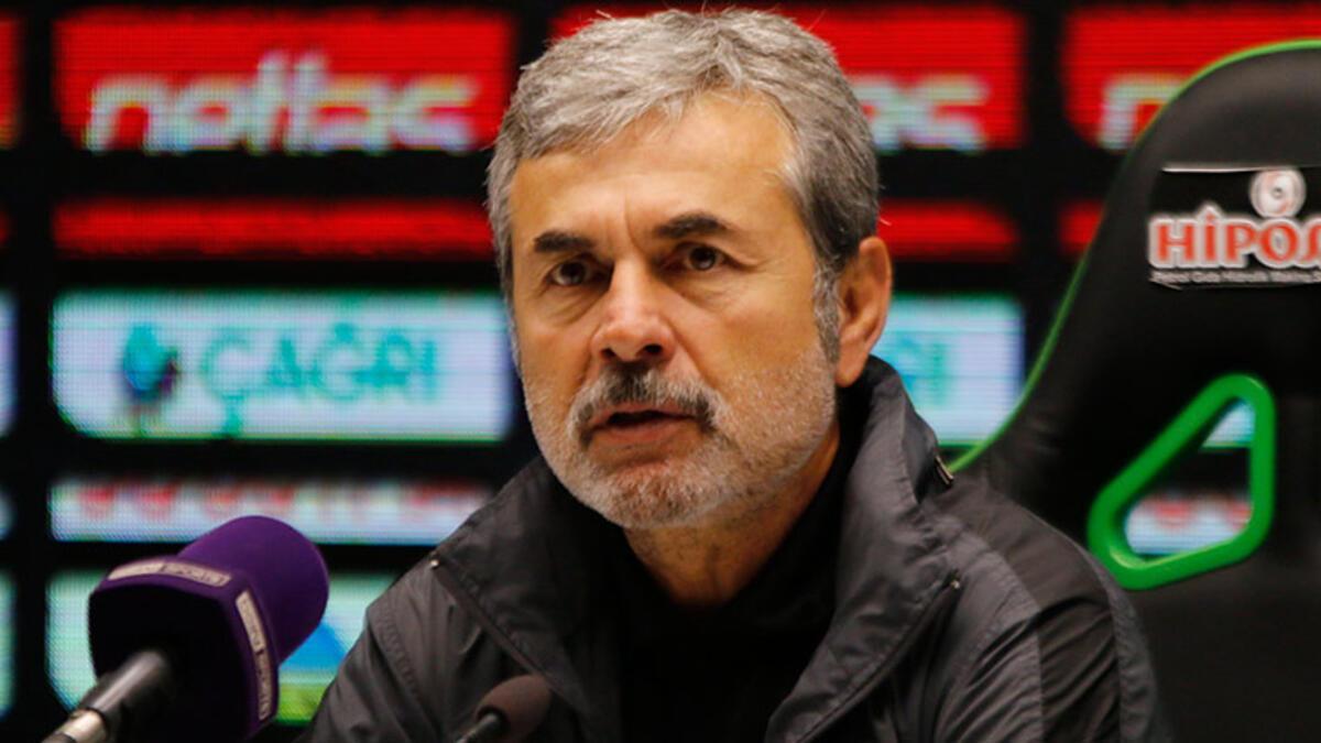 Aykut Kocaman'dan Serkan Kırıntılı yorumu: Bırak gol olsun