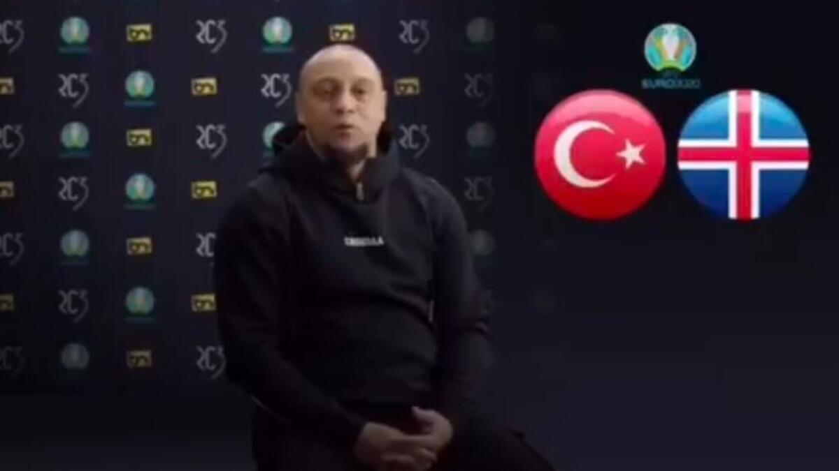 Roberto Carlos: Türkiye, İzlanda karşısında, seyircisi önünde...