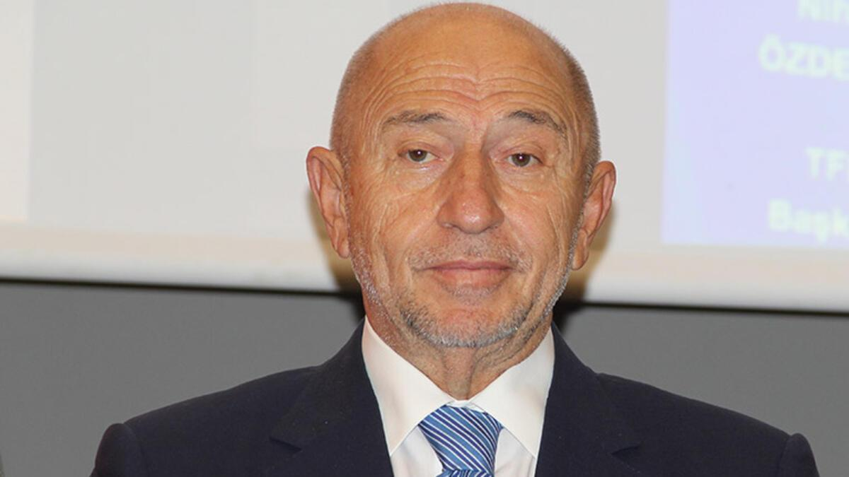 TFF Başkanı Nihat Özdemir: Yabancı sınırına kulüpler karar verecek