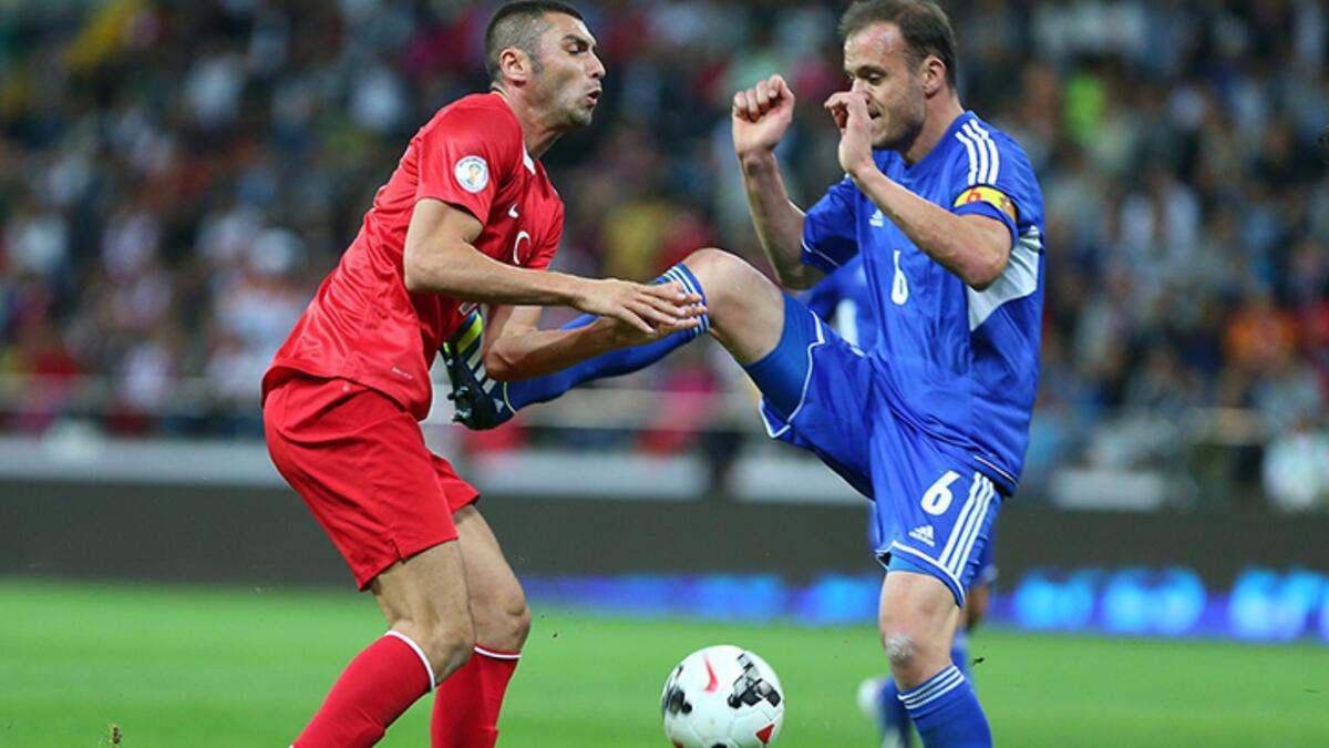 Andorra - Türkiye maçında Dünya Rekoru kırılacak!