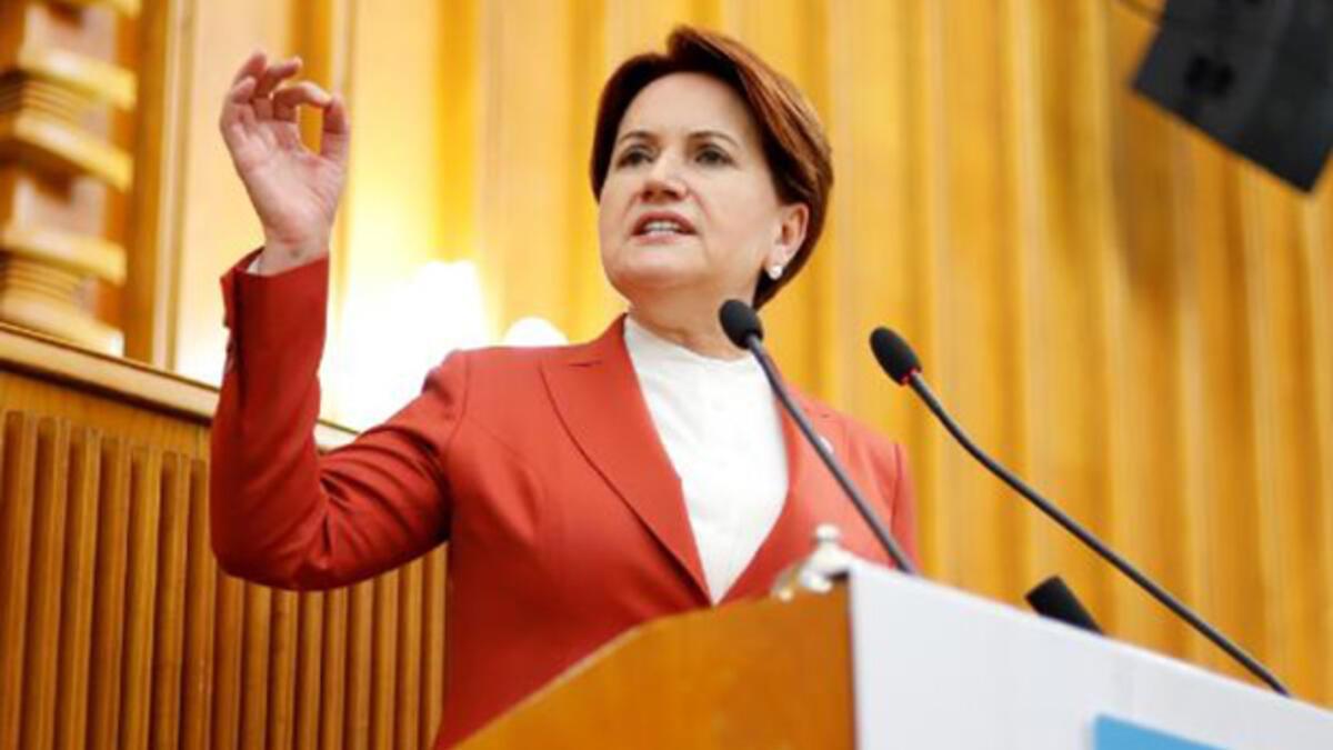 Meral Akşener: Parlamenter sistemden yanayız - Son Dakika Flaş Haberler