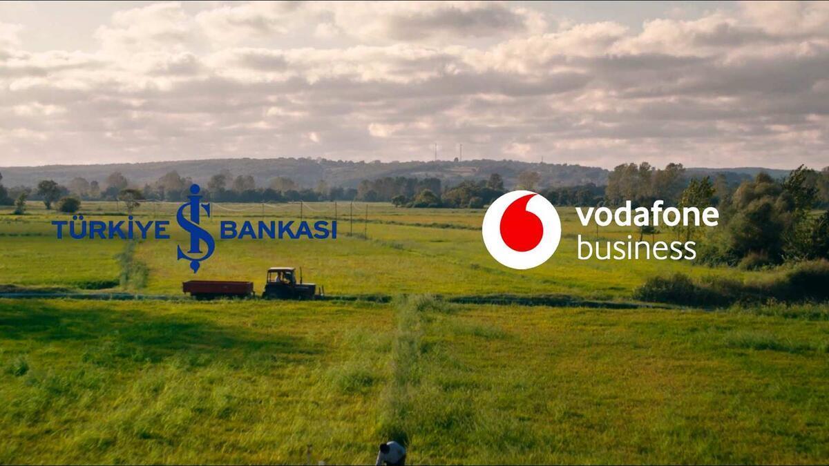 Vodafone Business ve Türkiye İş Bankası'ndan Dijital Tarım Projesi!