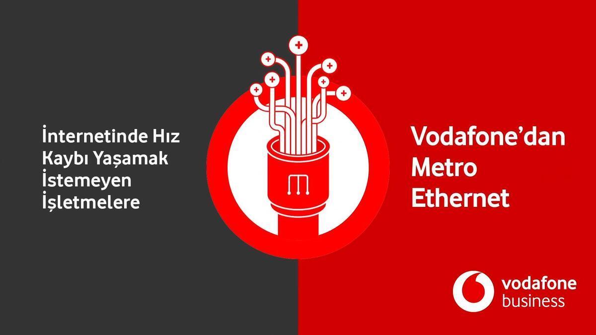 İşletmenize özel yüksek hız garantisi Metro Ethernet'te