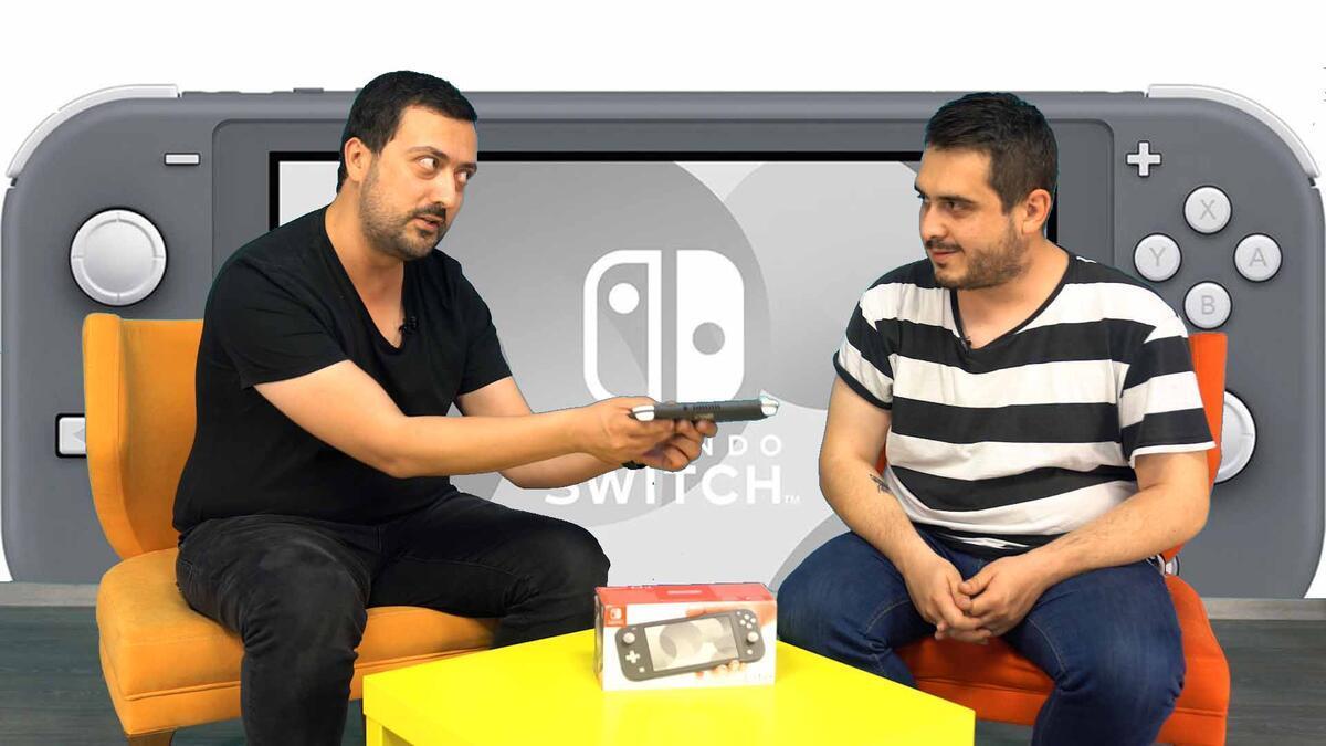 Nintendo Switch Lite incelemesi