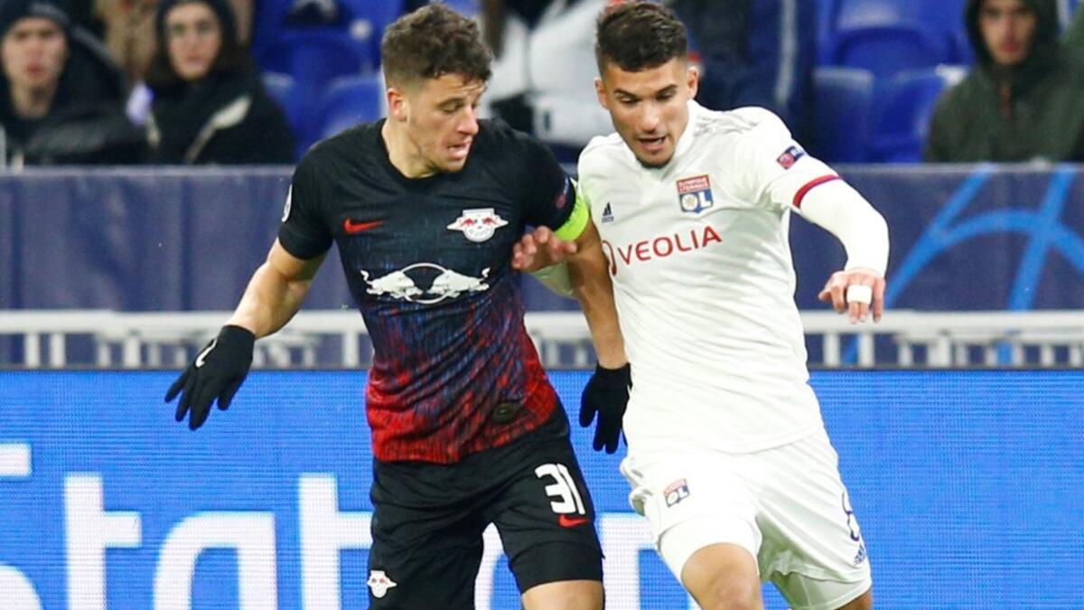 Lyon ile Leipzig 'beraber' turladı!