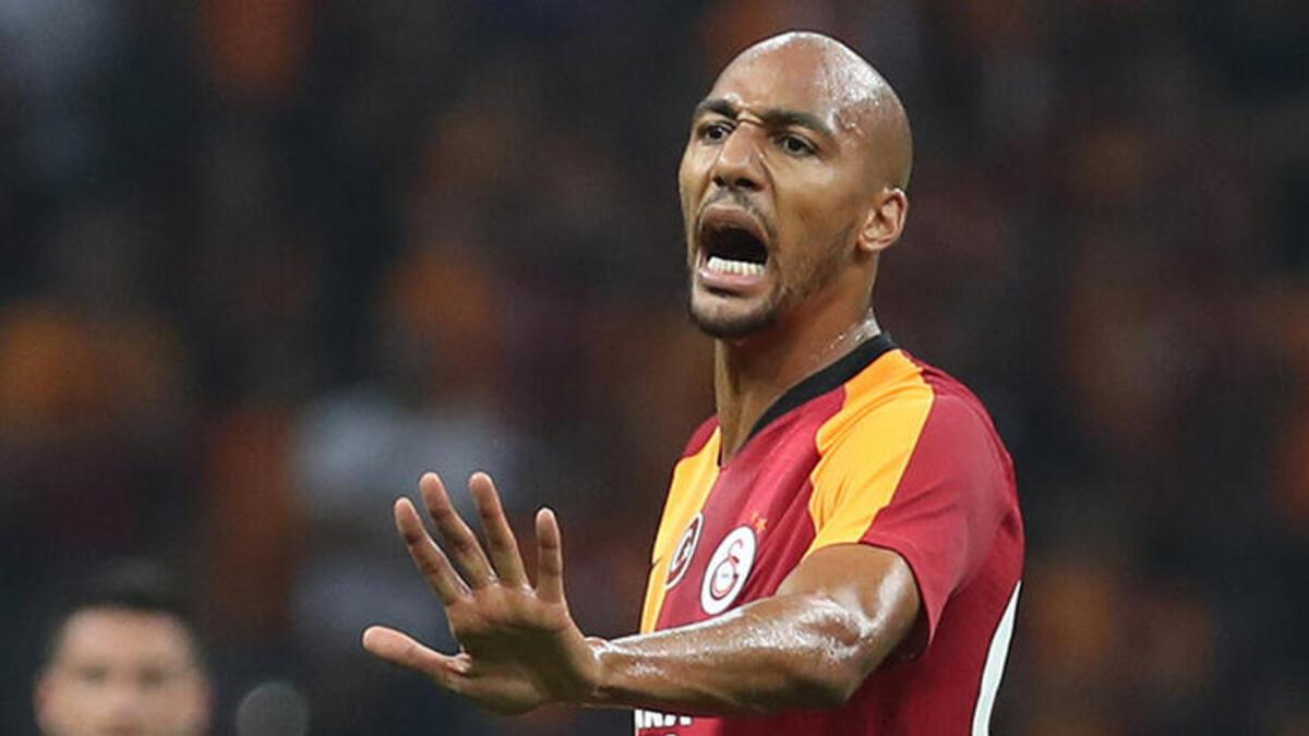 Steven Nzonzi, Galatasaray'ı tamamen sildi!
