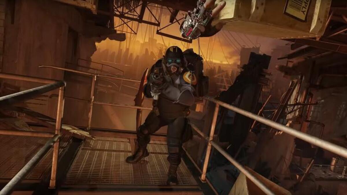 Half-Life: Alyx satışa çıktı, oyunu bir saatte bitirdi!