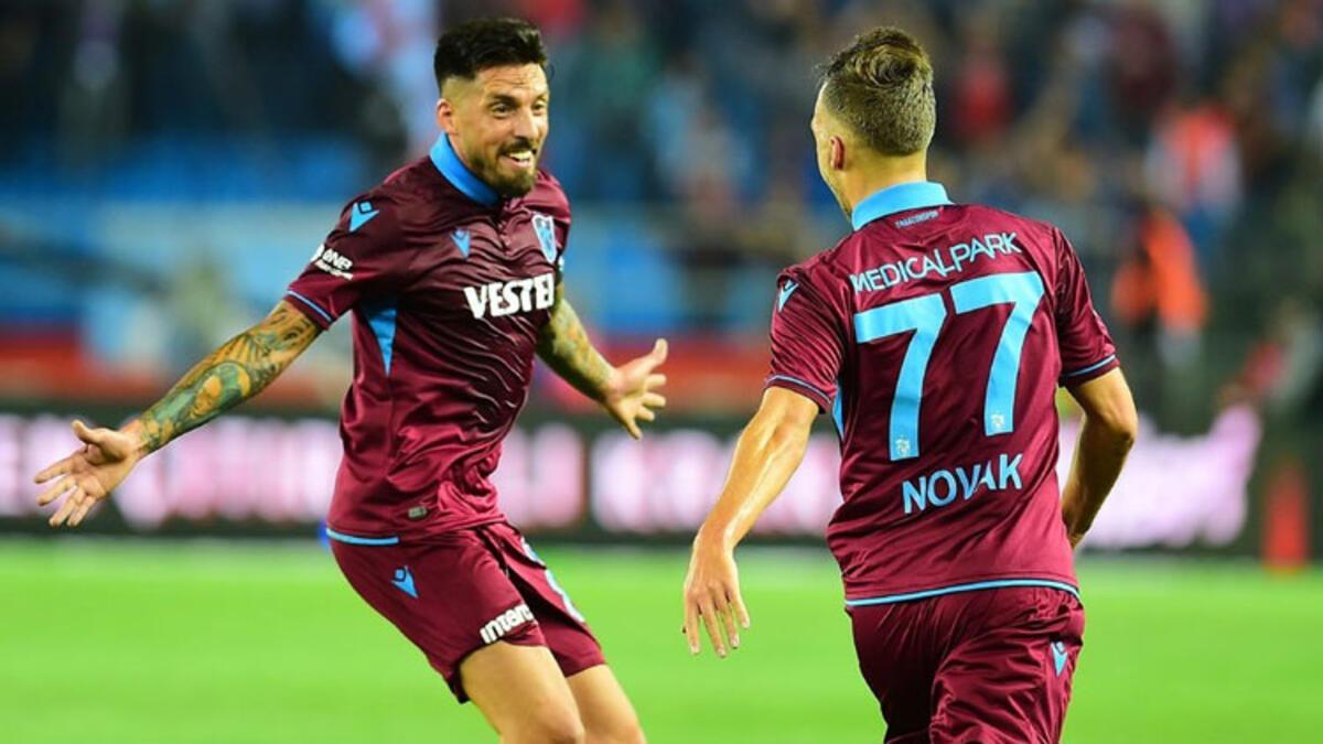 Son dakika haberi: Trabzonspor Sosa ve Novak ile anlaştı! TS Haberleri
