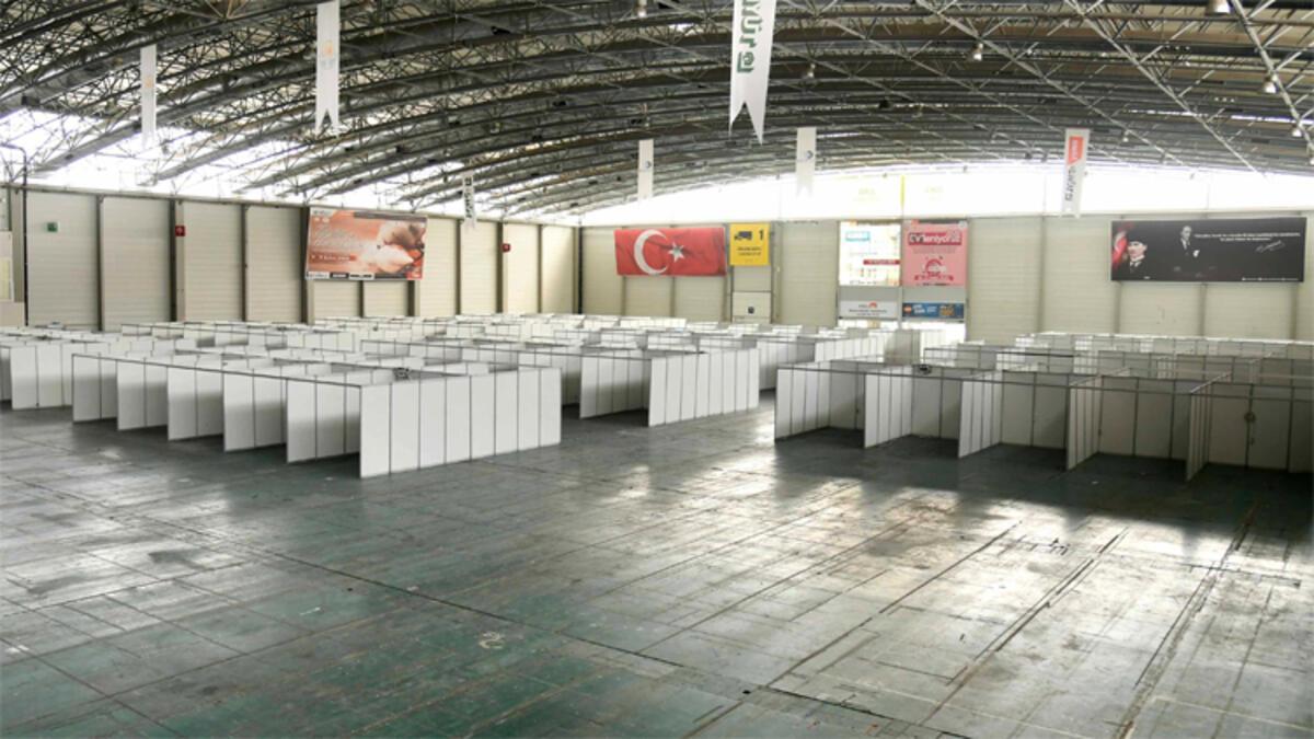 Adana Valiliğinden 'sahra hastanesi' açıklaması - Haberler