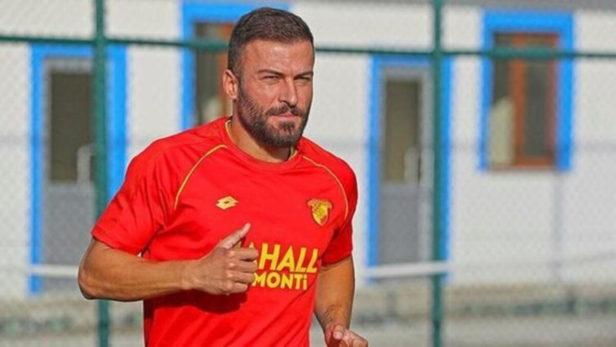 Göztepe'de sol bek Berkan Emir formayı kaptı! - Son Dakika Spor ...