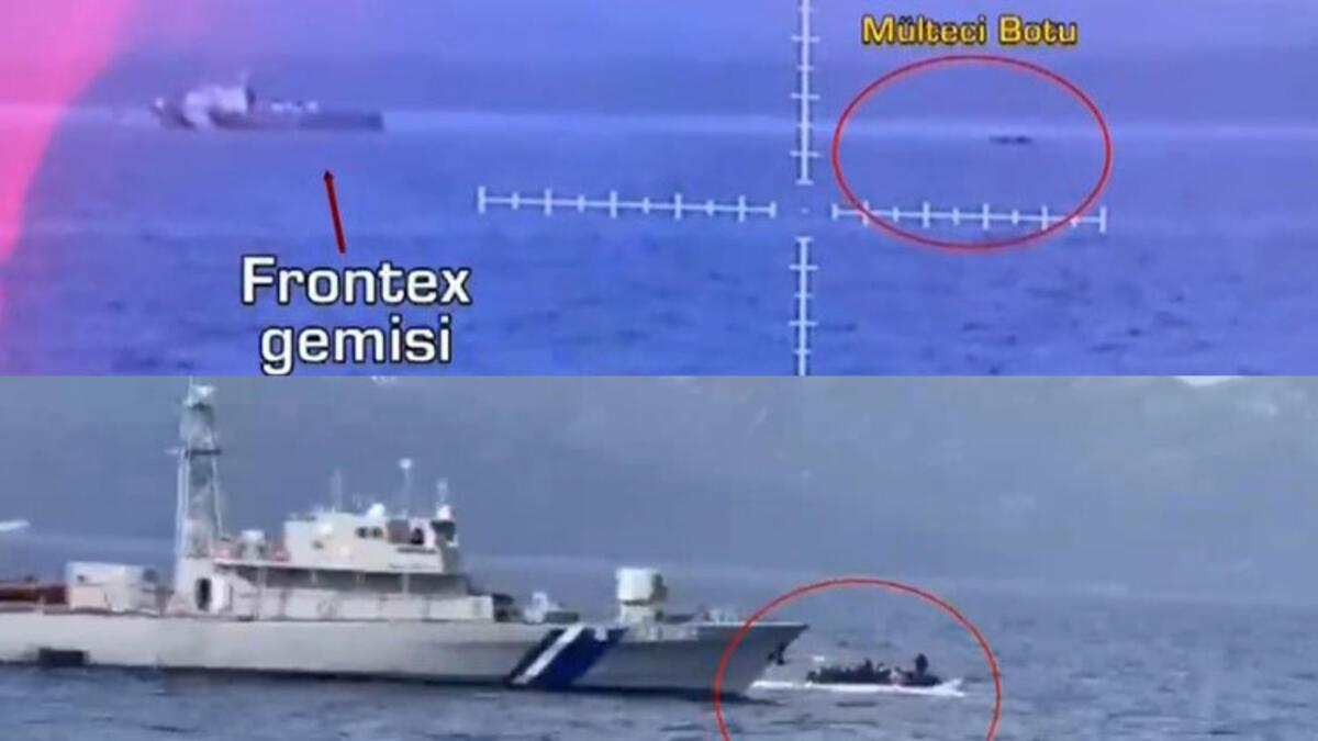 AB Frontex'i acil toplantıya çağırdı! - Son Haberler