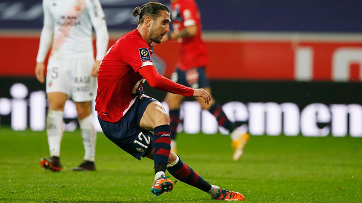Canlı Anlatım İzle | Lille Lorient maçı (Yusuf Yazıcı gol attı)