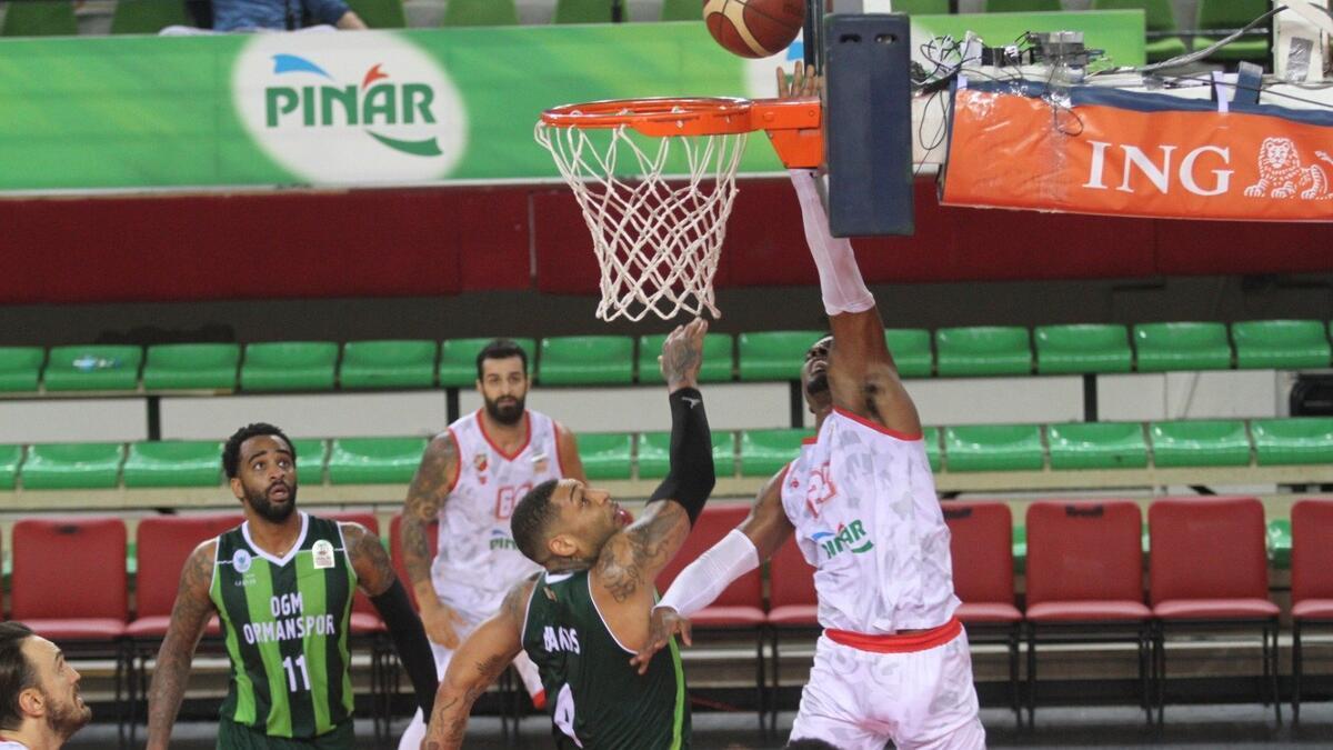 Basketbol Süper Ligi | Pınar Karşıyaka-OGM Ormanspor: 86-57 - Spor  Haberleri / Basketbol