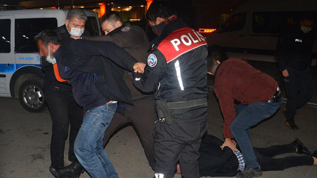 Adana'da hareketli gece! 3 gözaltı - Son Dakika Haberleri