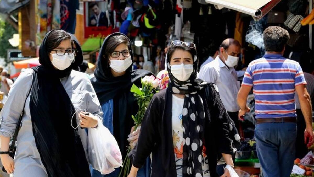 İran: Koronavirüsün üçüncü dalgası hızlı kontrol altına alındı - Dünyadan  Haberler