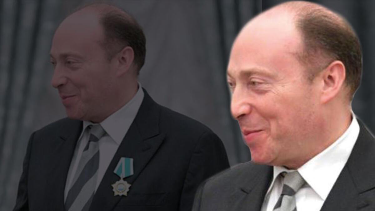 Rusya'da milyarder Aminov'un malikanesinde dev soygun!