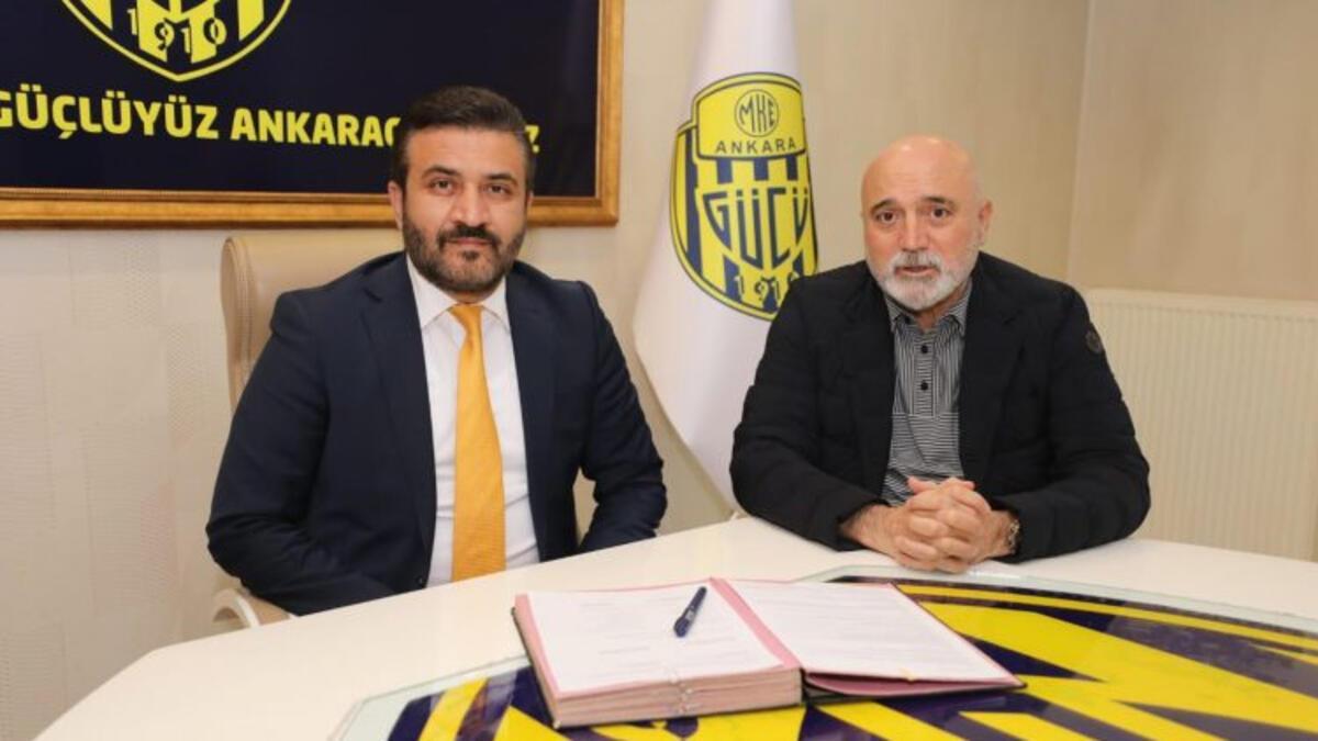 Son Dakika | Hikmet Karaman 1.5 yıllığına Ankaragücü'nde - Spor Haberi