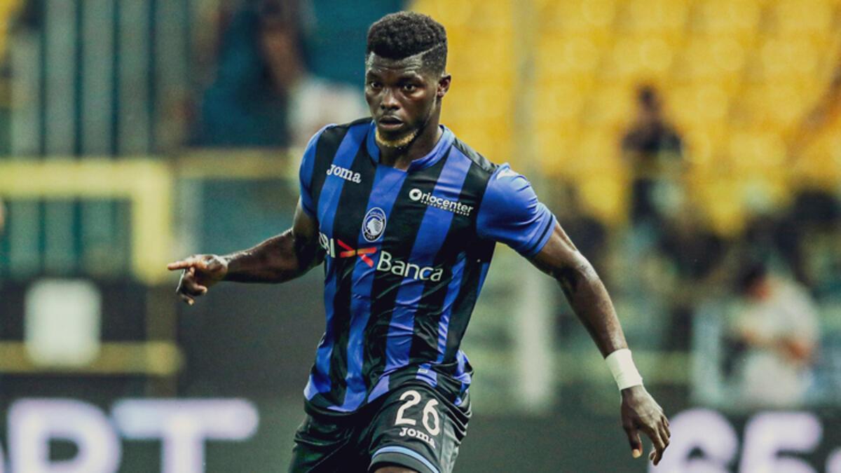 Atalanta'nın 21 yaşındaki futbolcusu Willy Ta Bi kansere yenildi