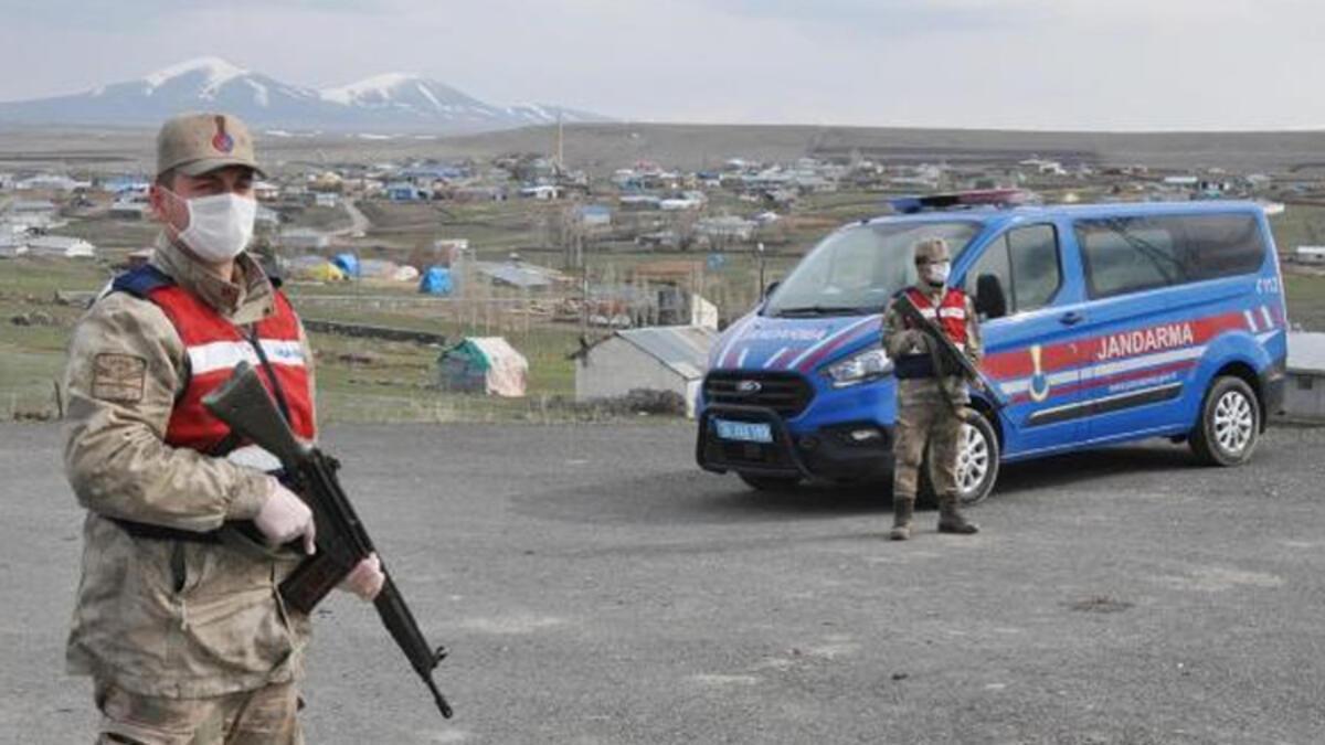 Kars'ta 3 köy karantinaya alındı, 2 köyde uygulama kaldırıldı - Son Dakika  Haberler