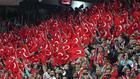 Statlarda sadece Türk bayrağı olacak