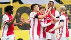 Ajax perişan etti Tam 13 gol birden