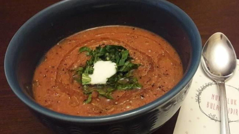 Endülüs usulü gazpacho tarifi