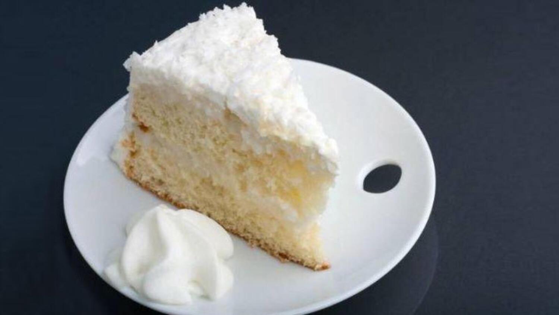 Kolay yaş pasta tarifi