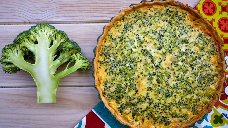 Brokolili kek tarifi