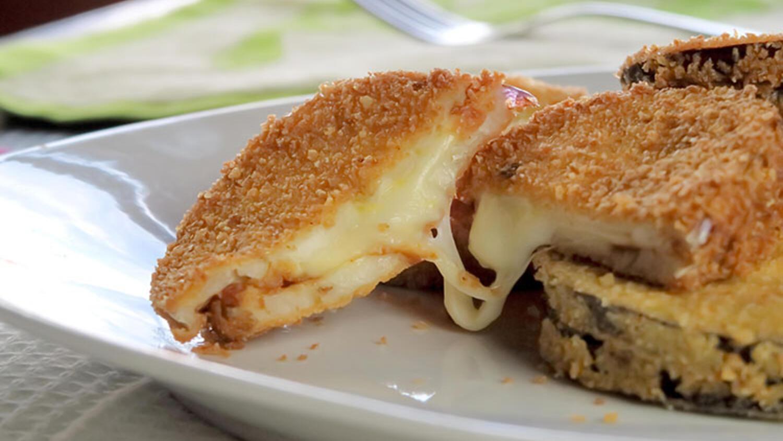 Kaşar peynirli tavuk şinitzel tarifi
