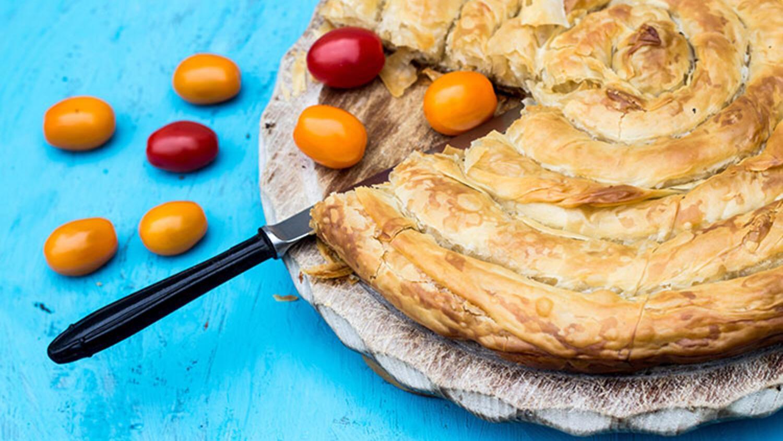Kıvrım böreği tarifi