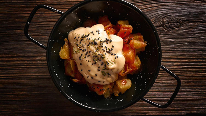 Patatas bravas tarifi