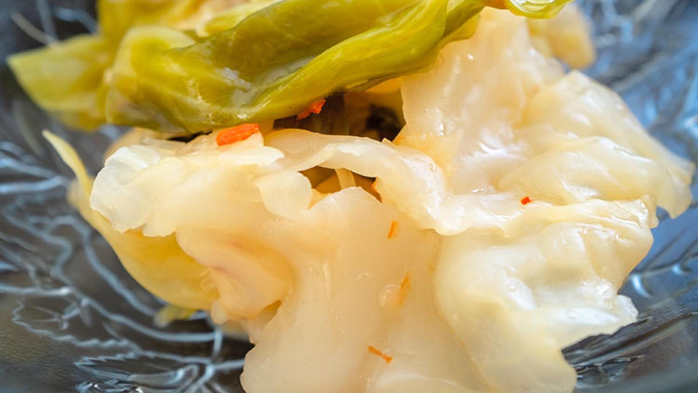 Beyaz lahana turşusu tarifi