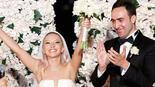 Ece Seçkin ve Çağrı Terlemezin muhteşem düğününde yaşananlar...