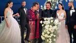 Orhan Gencebayın oğlu Gökhan Gencebay Seda Han Özmen ile evlendi