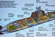 Piri Reis inşa ediliyor