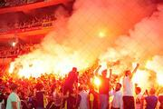 İşte Galatasaray-Fenerbahçe maçından kareler