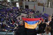 Almanya Ermeni Soykırımı tasarısını onayladı