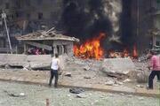 Mardin Midyatta Emniyet Müdürlüğüne bombalı araçla saldırı