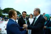 Erdoğanın iftar yemeğinde ünlüler geçidi