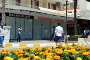 Antalyada esnaf isyan etti