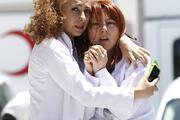Ankarada üniversite hastanesinde dehşet