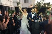 Neslihan Atagül ve Kadir Doğulu evlendi (Foto-Galeri)