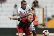 Beşiktaş-Gaziantepspor maçından kareler