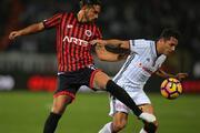 Genlerbirliği - Beşiktaş maçından kareler