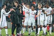 Beşiktaş 3-3 Benfica maçından kareler