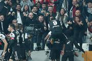 Beşiktaş - Medipol Başakşehir maçından kareler...