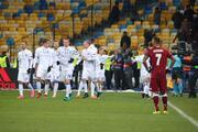 Dinamo Kiev - Beşiktaş maçında kareler