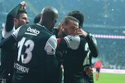 Beşiktaş - Bursaspor maçından kareler...